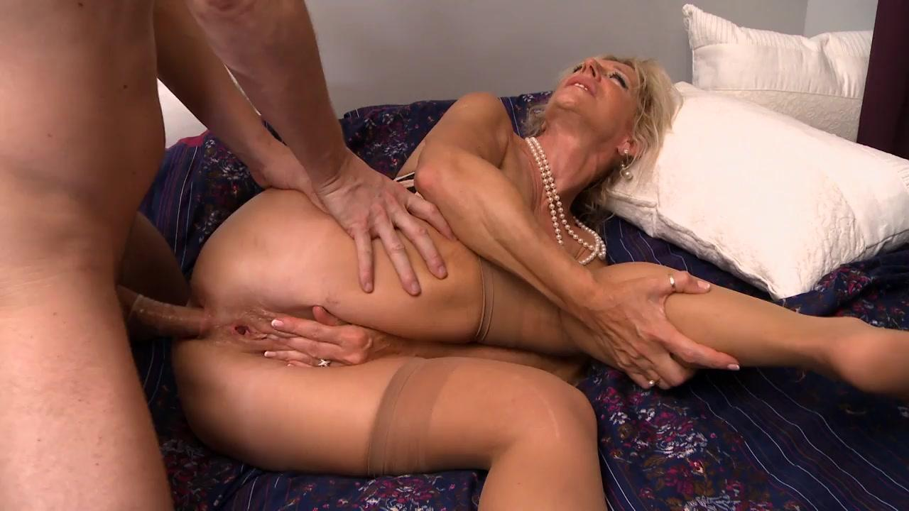 French mature anal fuck hard incredible